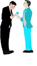 Führen Sie interessante Gespräche auf Englisch